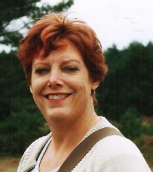 Columniste Marjolein Stam