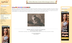 Pawpeds: Maine Coon Heritage Site