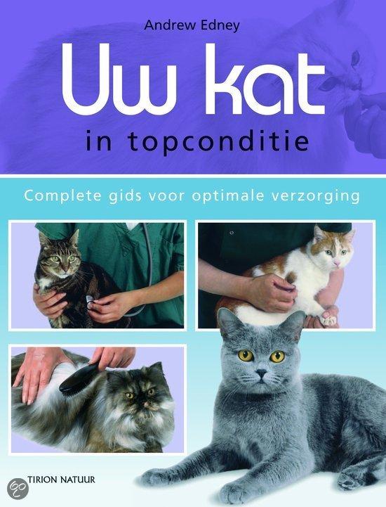 Uw kat in topconditie