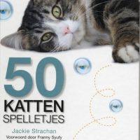 50 kattenspelletjes - Houd je kat actief en gelukkig