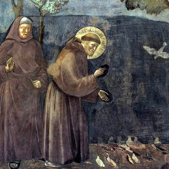Franciscus van Assisi / Giovanni Battista Bernardone