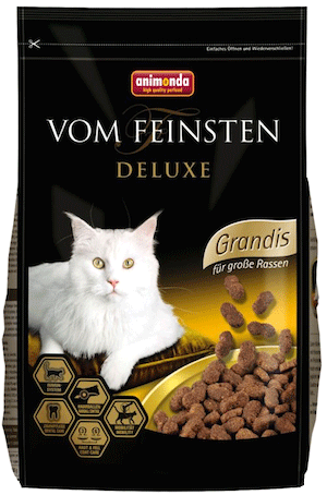 Animonda vom Feinsten Deluxe Grandis Kattenvoer