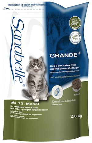 Sanabelle Grande Kattenvoer