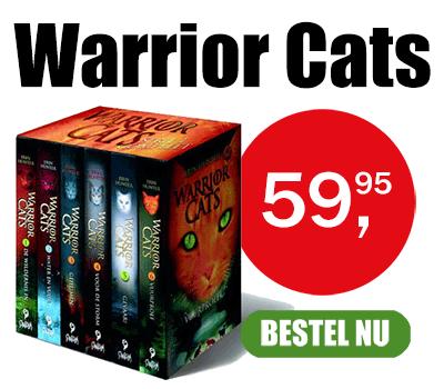 Warrior Cats boekenreeks