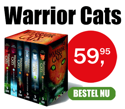 Warrior Cats boekenreeks