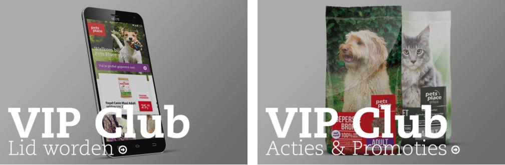 Pet's Place VIP-club