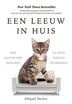 Kattenboek Een Leeuw In Huis