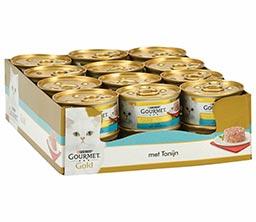24x Gourmet Gold Hartig Torentje Tonijn 85 gr